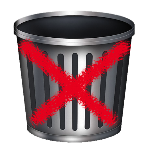 how to delete files on mac without trash